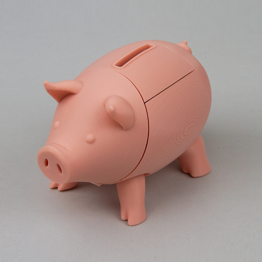 Foldable Piggy Bank